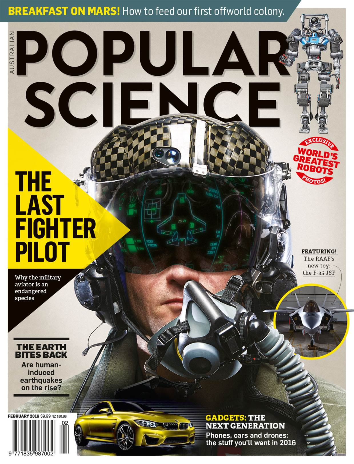Issue #87 - February 2016