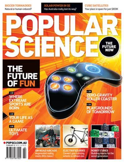 PopSci #39 - February 2012