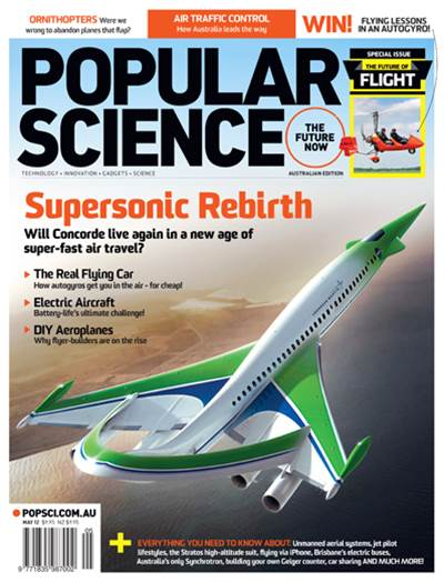 PopSci #42 - May 2012