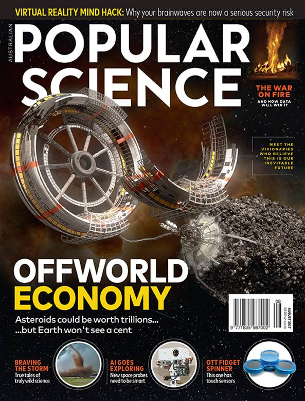 Issue #105 - August 2017