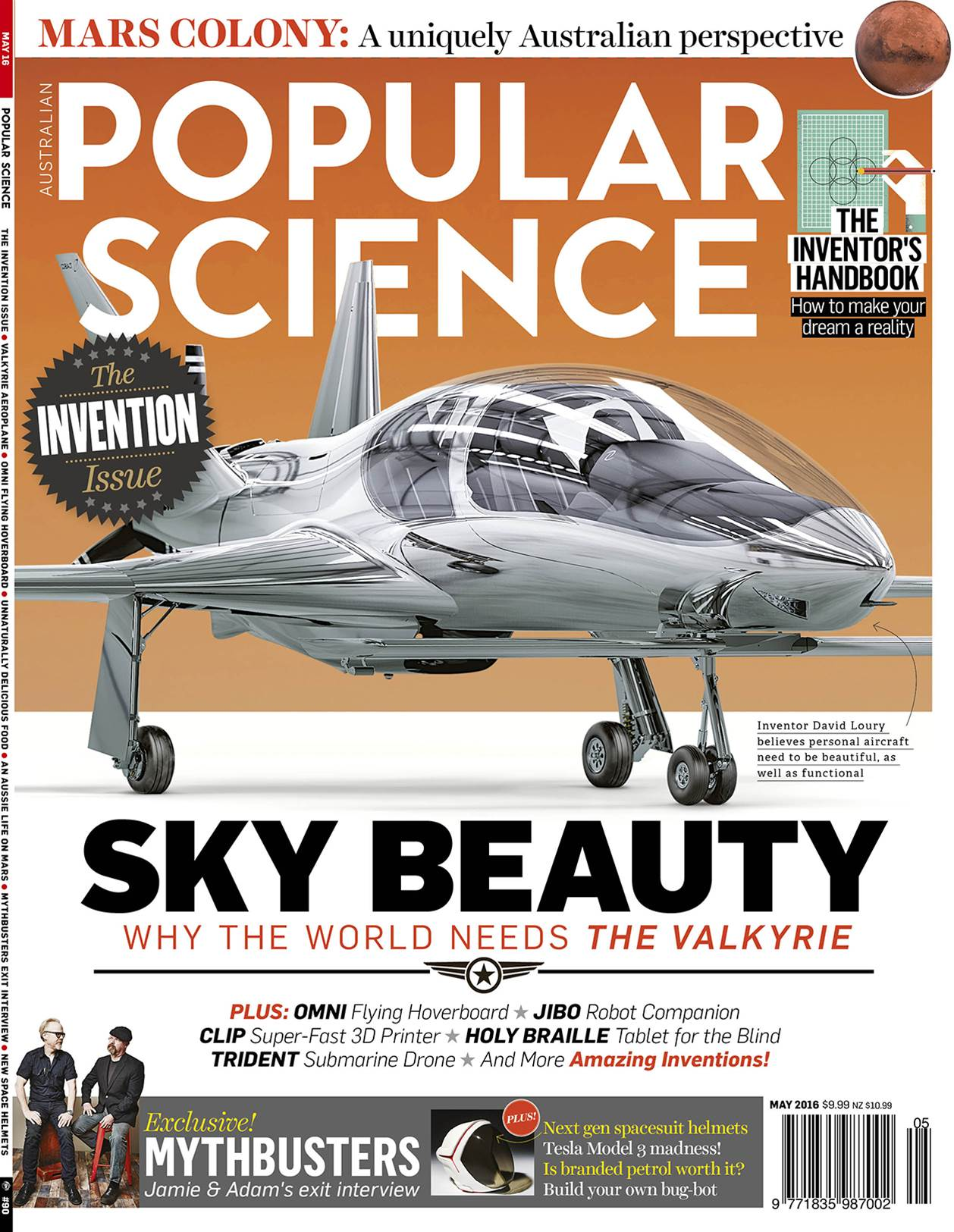 Issue #90 - May 2016