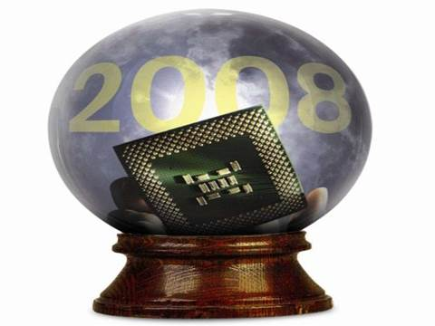 Ten predictions for the chip market in 2008