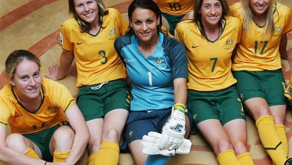 The Matildas and the Beautiful Game