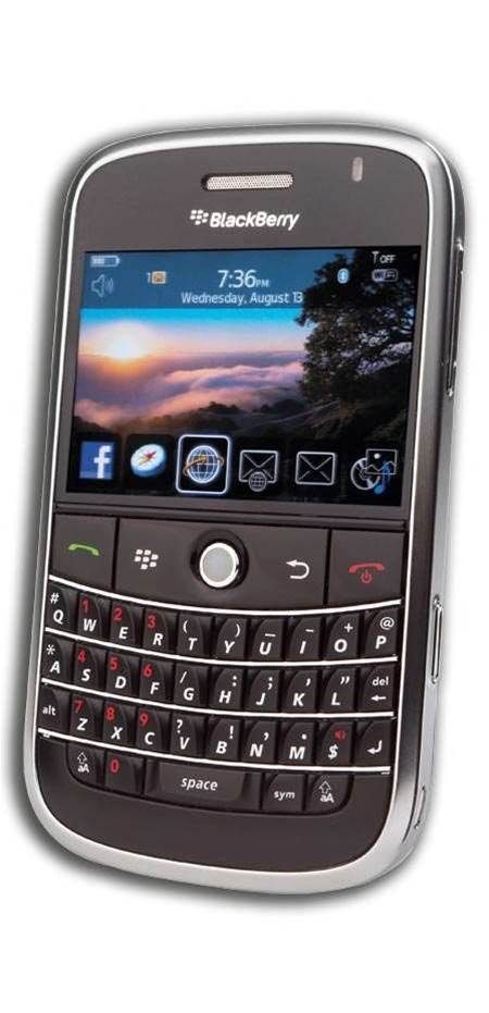 BlackBerry scores victory over iPhone in Whitehall