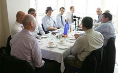 Roundtable: How to build a private cloud