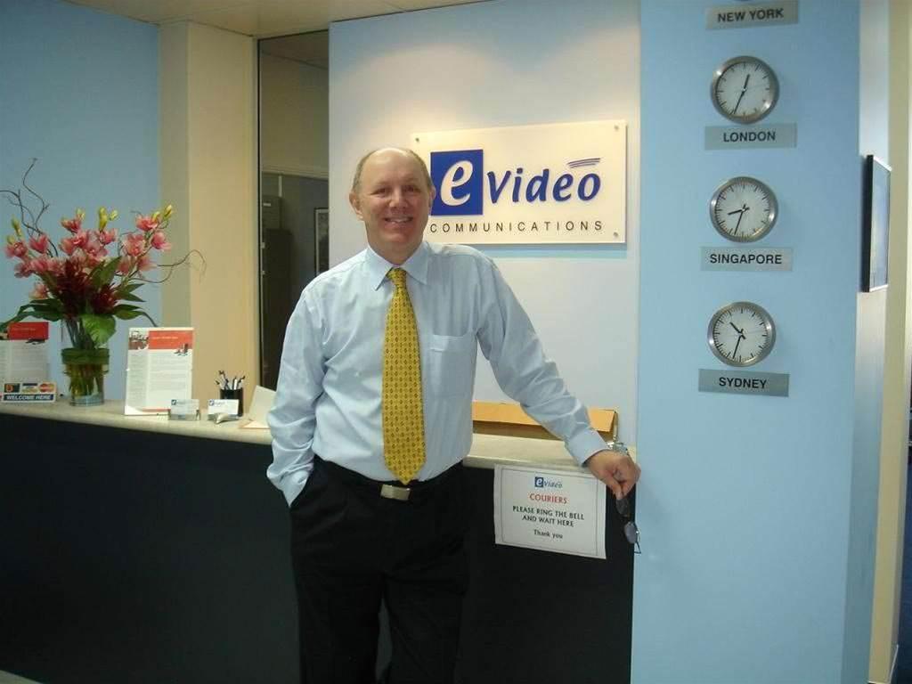eVideo bridges a global divide