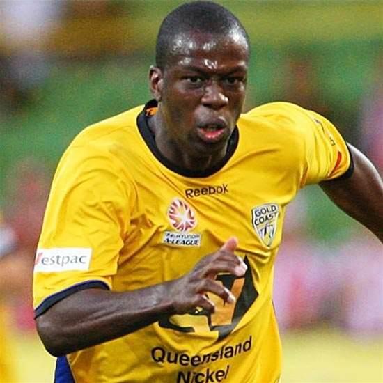 A-League Hotshots: Bruce Djite