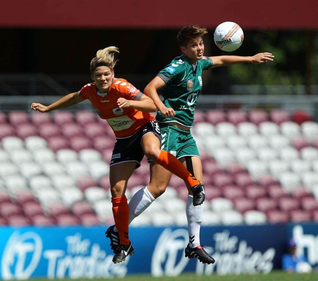 W-League Semi Final - Brisbane v Canberra Pic Gallery
