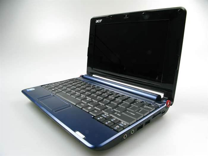 Photo Gallery: Acer Aspire One, a worthy Eee PC contender