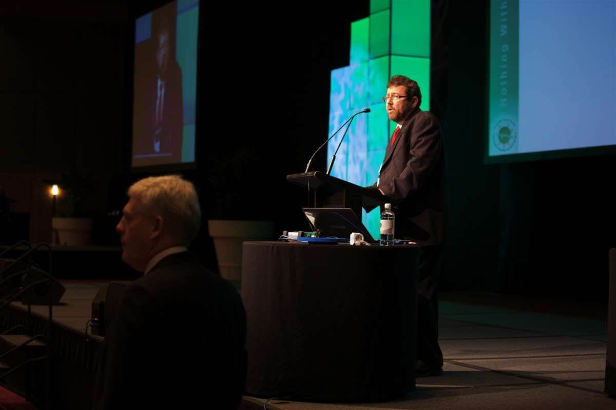 PHOTO GALLERY: On the floor at AusCERT 2010