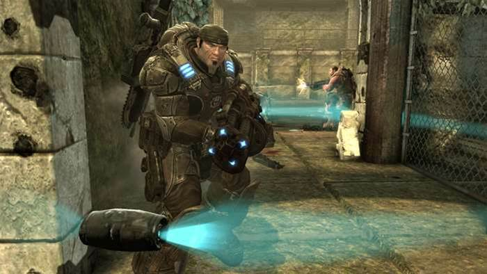 Gears of War 2 screenshots - here's what PC users miss out on