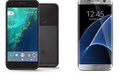 Google Pixel XL vs Samsung Galaxy S7 Edge