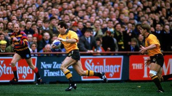 1986... The year the Wallabies conquered Eden Park
