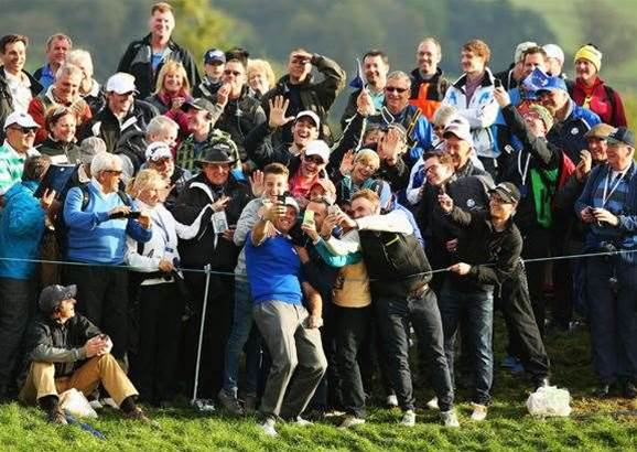 50 Best Ryder Cup final day images