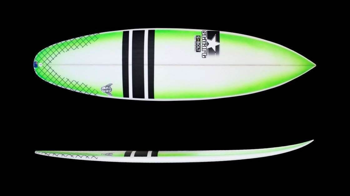 Stuart Surf Design