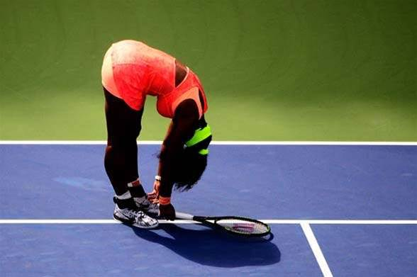 The hottest shots from a wild 2015 US Open
