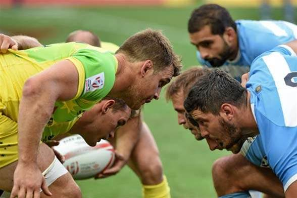 The 2016 HSBC Singapore Sevens in pictures