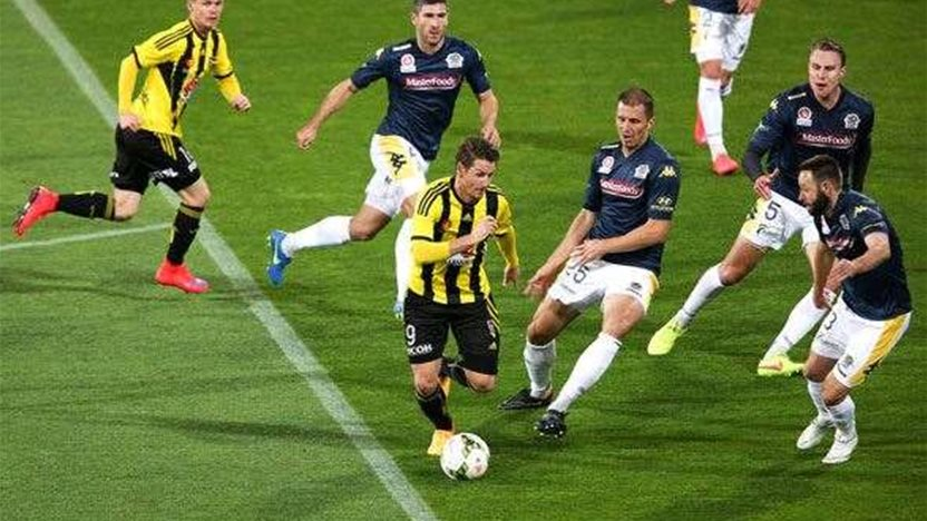 A-League rd 26 in pictures