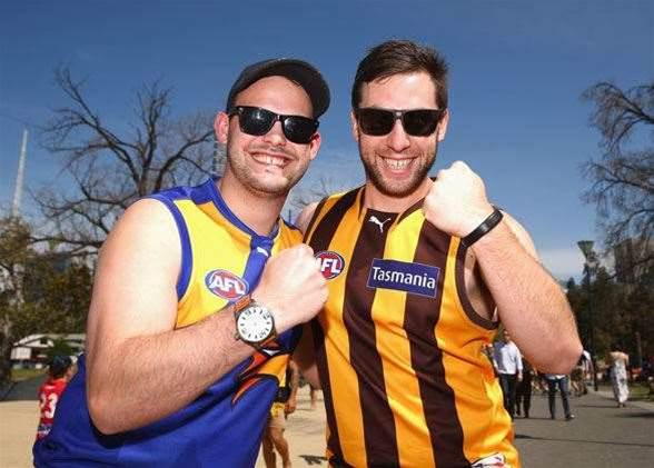 Relive the 2015 AFL Grand Final