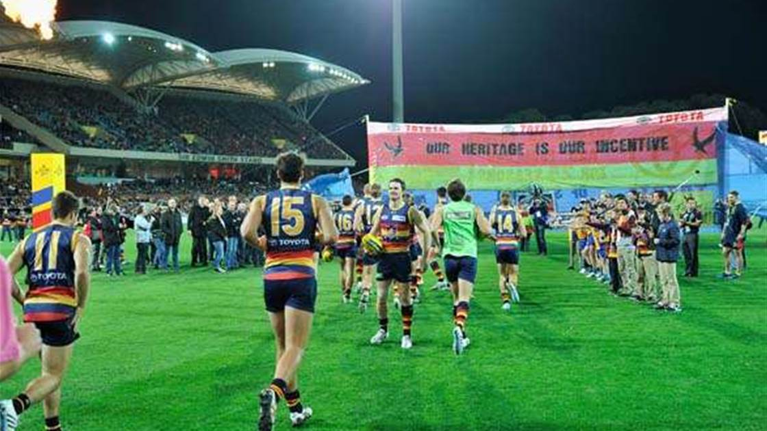 Demons rain on Corey Enright's 300th game parade