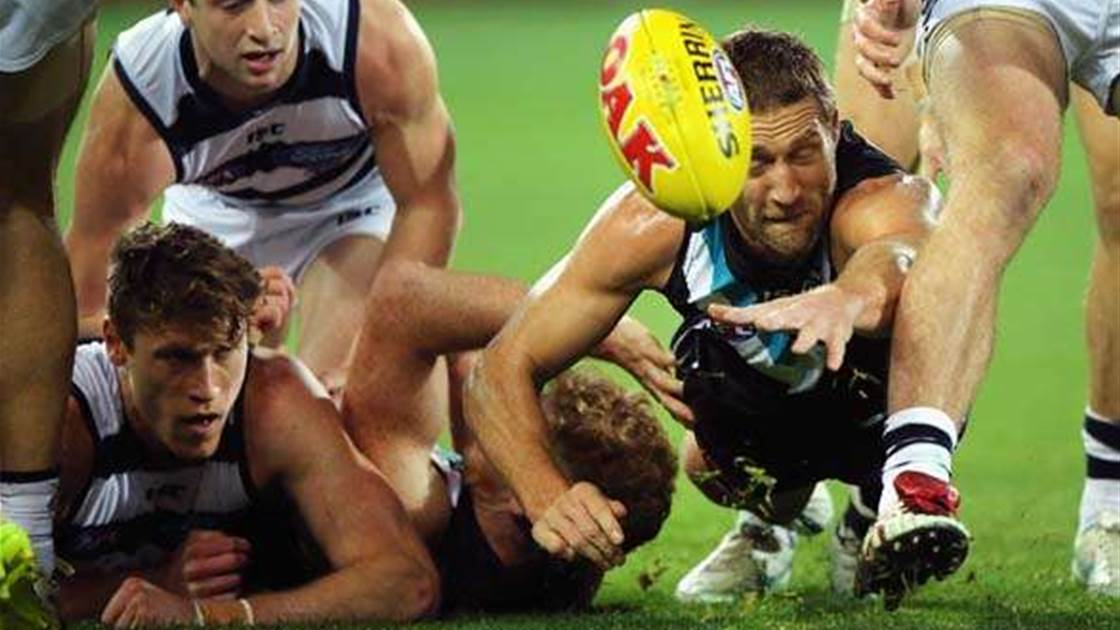 Cats claw back into finals contention in round 11 action
