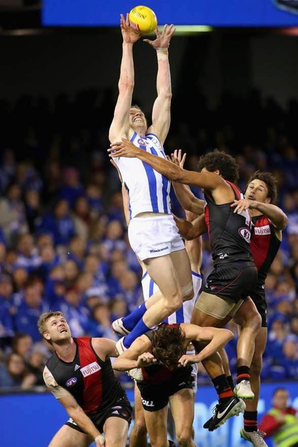 Emotions run high in round 16 of the AFL