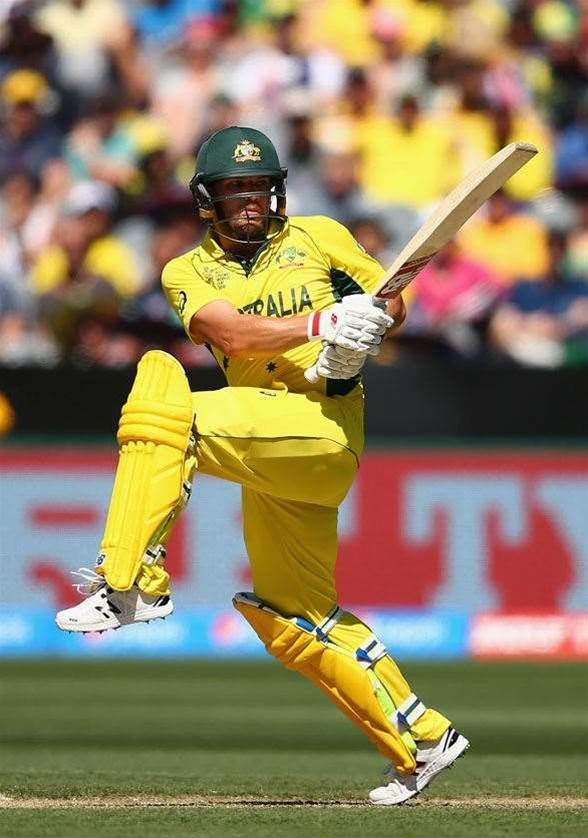AUS V ENG: Finch on fire