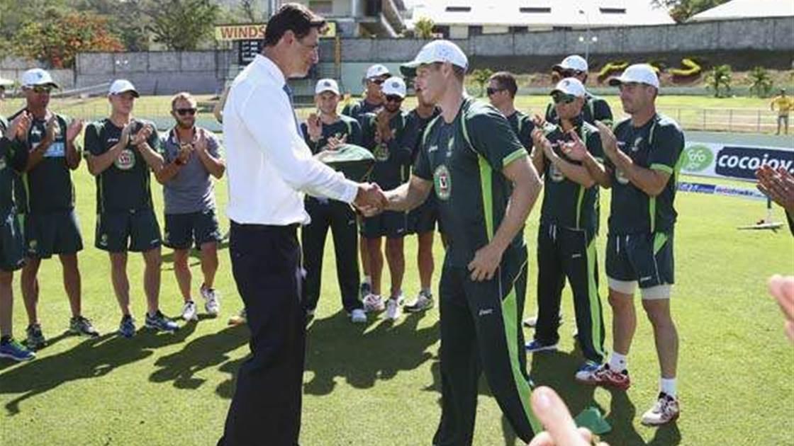 Aussies' West Indies tour creates bowling selection headaches