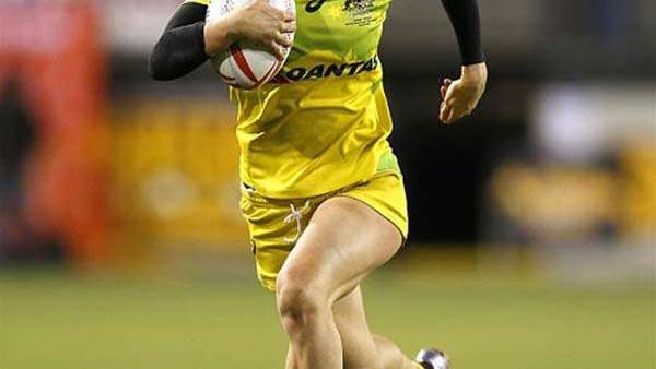 Australia's Pearls a step closer to Sevens series title