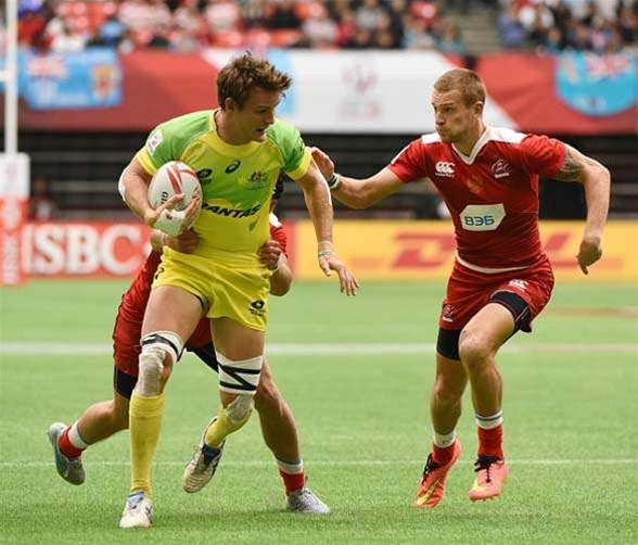 Young Aussie Sevens side takes third in Vancouver