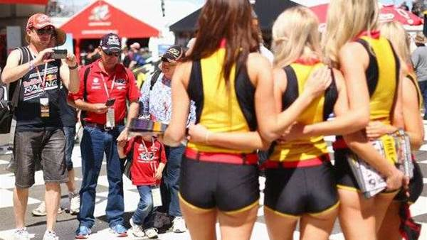Bathurst 2014: once again, it was all about fans