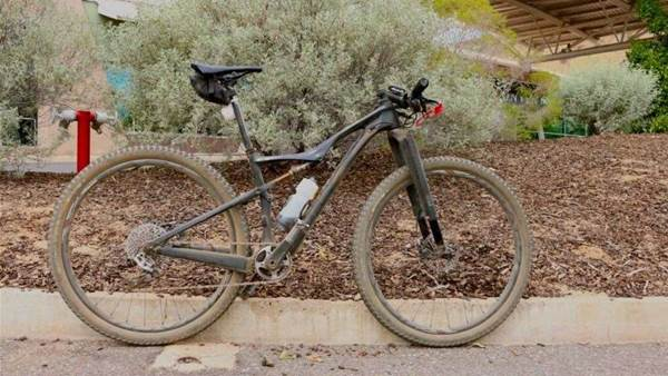 Bike Check: Jenny Blair's Specialized Era