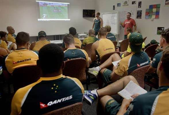 How to train like Aussie sevens star Cameron Clark