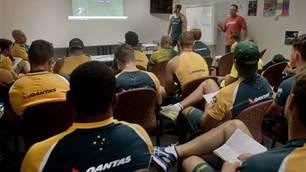How to train like Aussie sevens star Cameron Clark