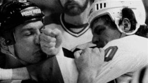 The last of ice hockey's great fighters