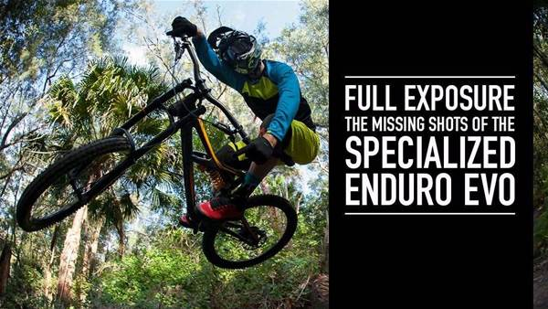 Full Exposure - The Specialized Enduro Evo