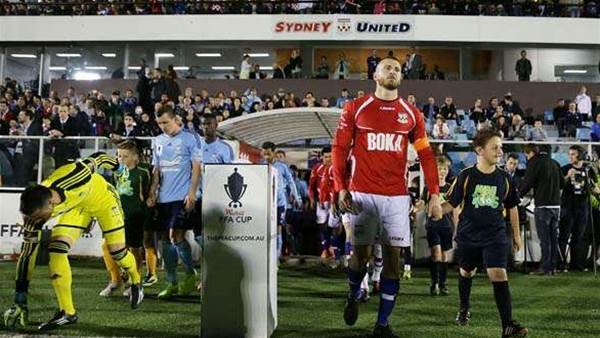 FFA Cup 2014 greatest moments
