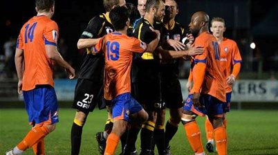 FFA Cup Round of 16 in pictures