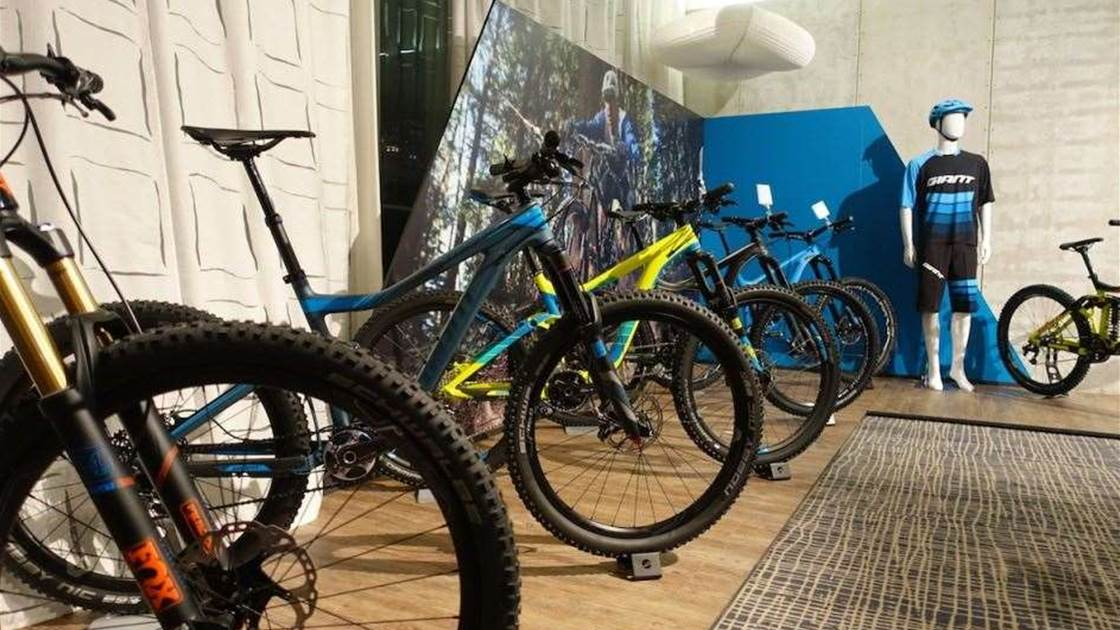 Giant Bikes unveil 2016 Range