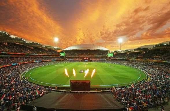 IND V PAK: City of Adelaide goes Bolly