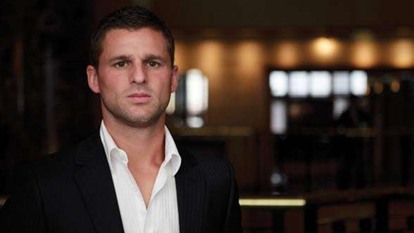 A few pre-grand final drinks with Jason Culina