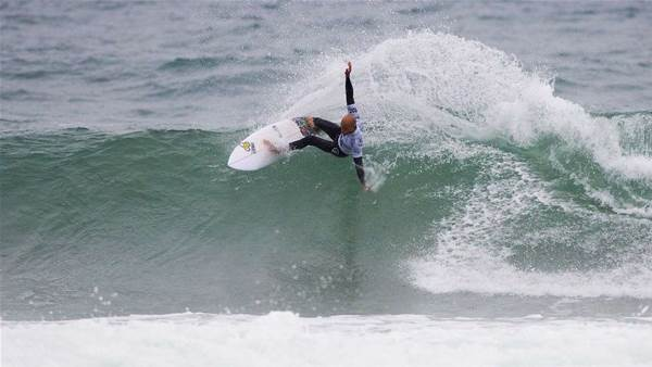 Brazilians Power On While Round 4 Flops At J-Bay