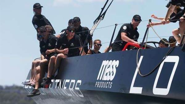 Joe Akacich turns celebrities into sailors