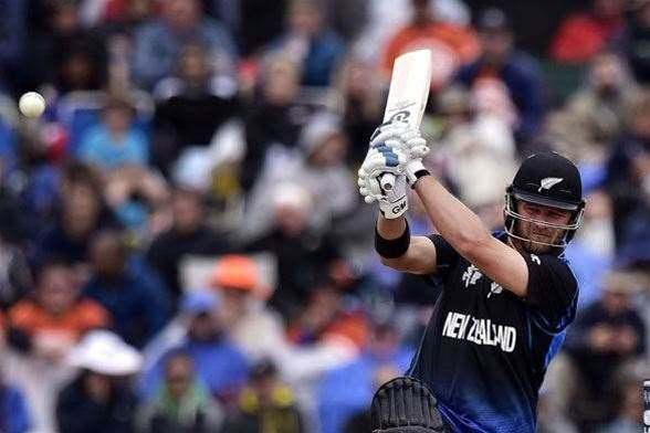 NZ V SRI: Corey Anderson all-rounds' em up