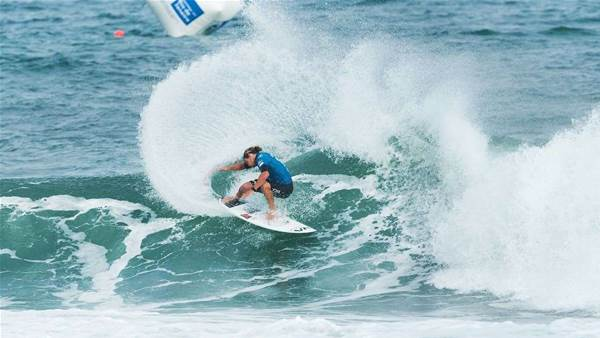 Oi Rio Pro: Down to the Quarterfinals