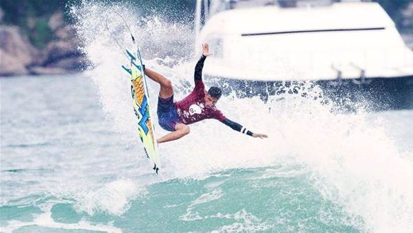 Oi Rio Pro: The Final Four