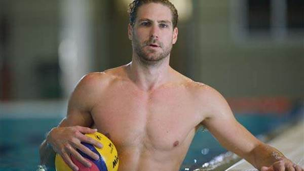 How to train like Aussie water polo captain Rhys Howden