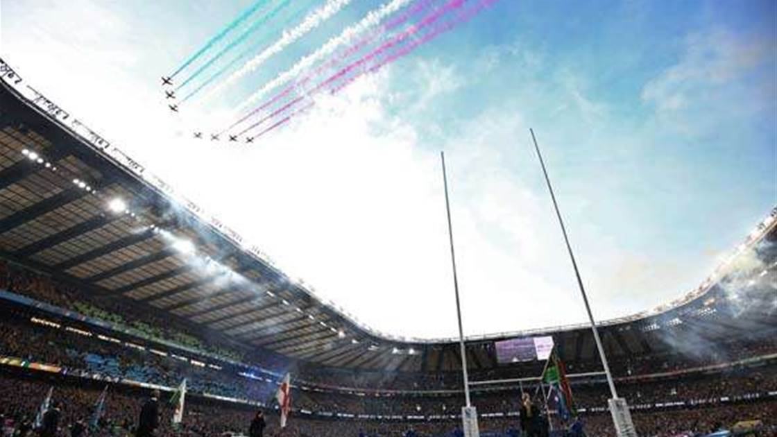 2015 RWC Final in pictures