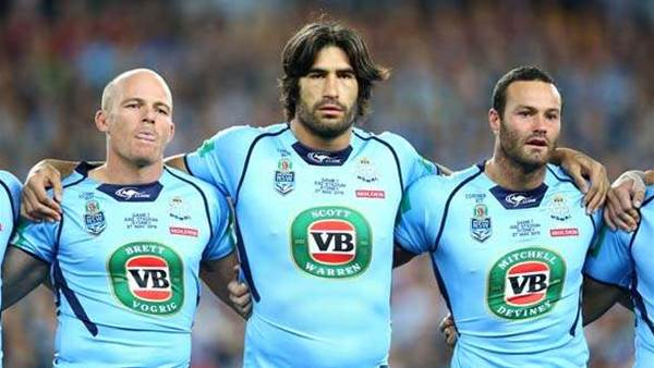 Pictorial highlights of a thrilling 2015 State of Origin series so far
