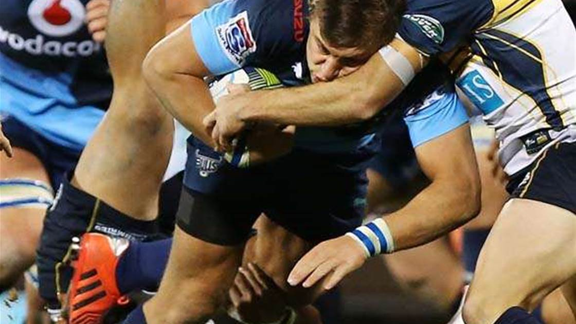 Super Rugby round 16 in pictures